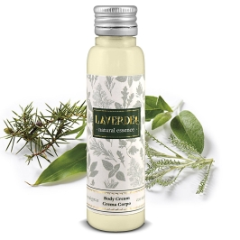 BODY LOTION with juniper extract