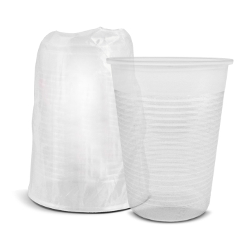 POLYPROPYLENE GLASS   individually packed