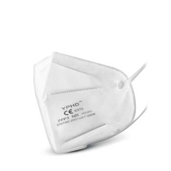 DISPOSABLE FFP3 FACE MASK   certified, without valve