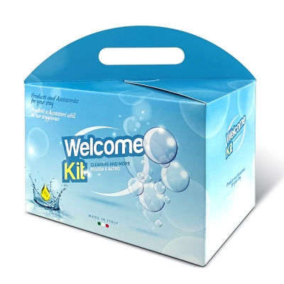 WELCOME KIT   complete basic set